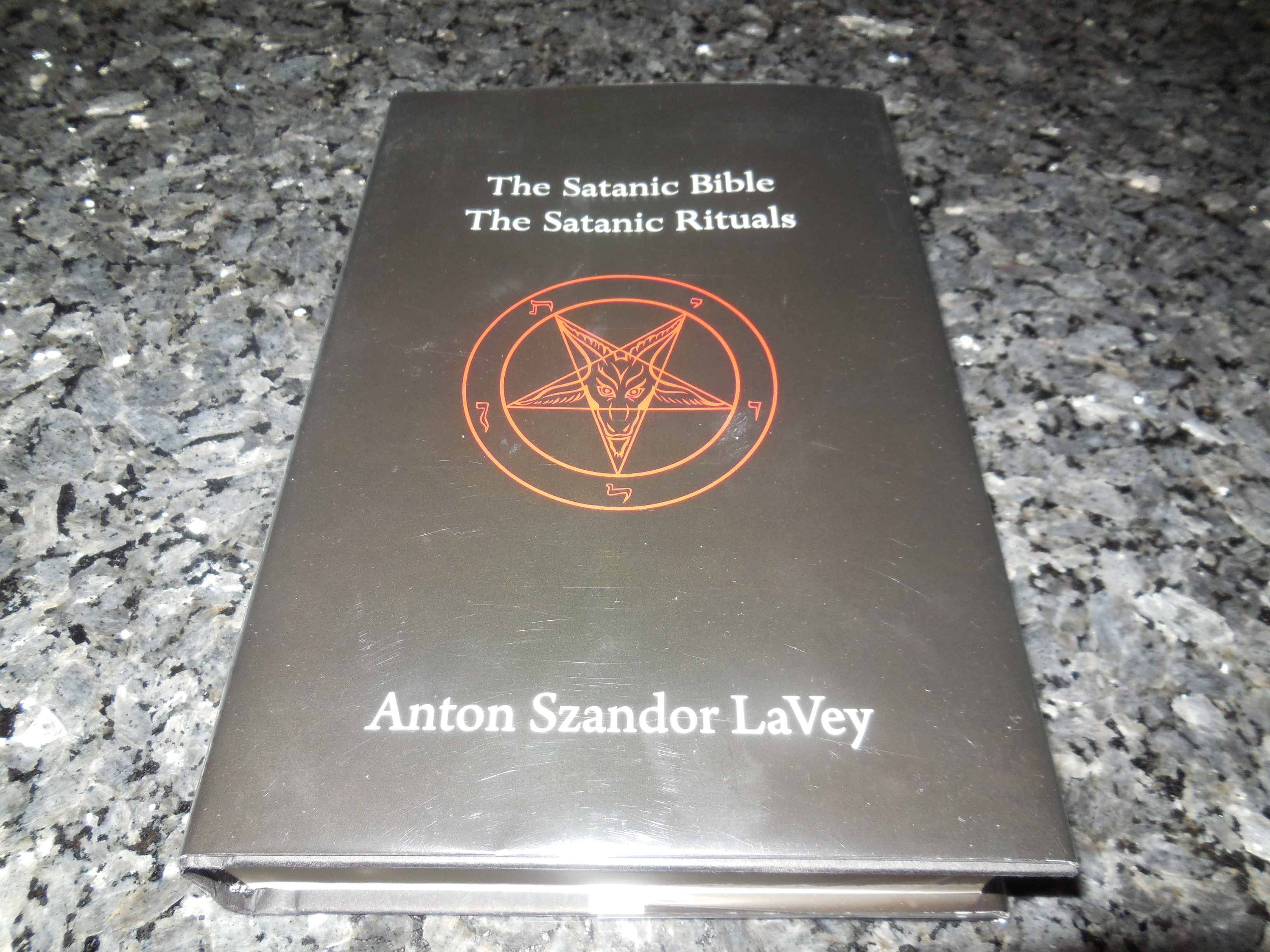 Image for The Satanic Bible and The Satanic Rituals