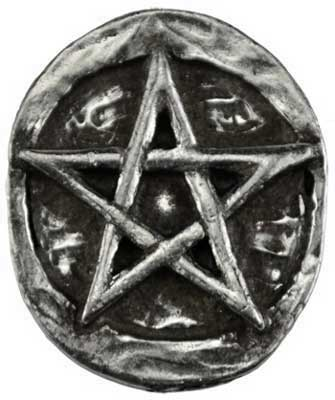 Image for Pentagram Pocket Stone