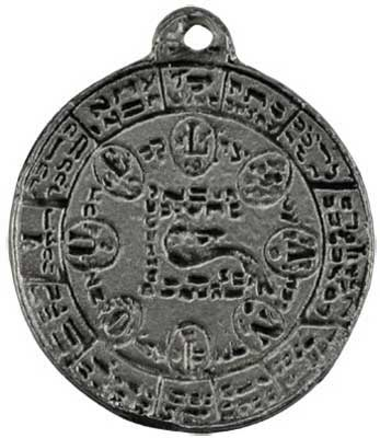 Image for Seal of Antiquelis Amulet