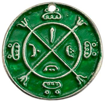 Image for Circle of Protection Amulet