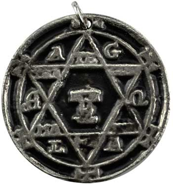 Image for Hexagram of Solomon