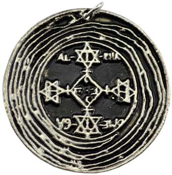 Image for Magic Circle of Solomon Amulet