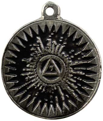 Image for Seal of Schemhamphoras Amulet