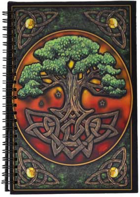 Image for Tree of Life Blank Journal