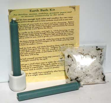 Image for Earth Mini Bath Kit