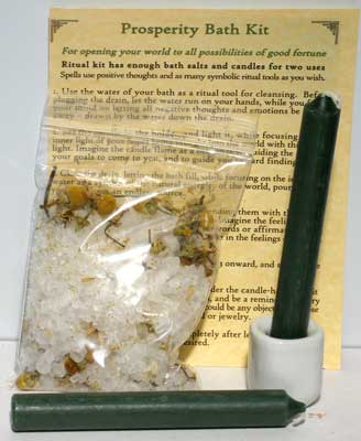 Image for Prosperity Mini Bath Kit