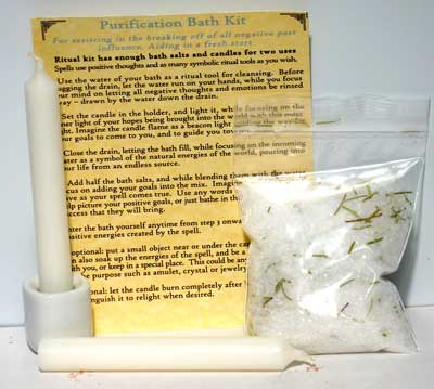 Image for Purification Mini Bath Kit