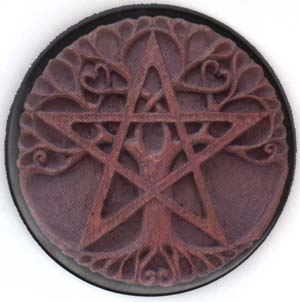 Image for Tree Pentagram Magnet