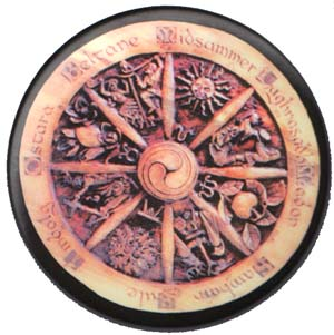 Image for Wheel of the Year Magnet